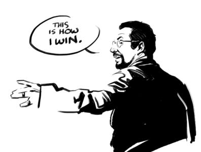 Uncut Gems sketch line movie illustration film a24 adamsandler uncutgems