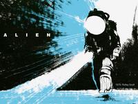 Inktober: Alien
