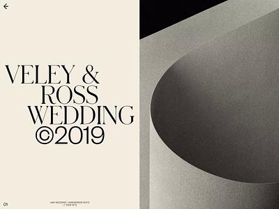 A/19 — 002 typography transition design folio deformation portfolio wave webgl motion javascript animation