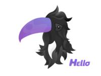 Hello Toucan