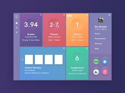 Educational Portal - Composition