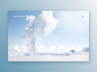 Stay Cool Antartica