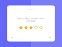 Customer satisfaction app 3/4