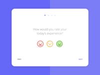 Customer satisfaction app 2/4