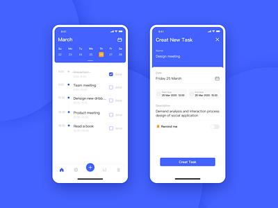 to-do-list mobile app app ux design