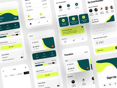Virtual Payment Service App Concept Design fintech pay user experience banking transaction bills wallet payment app service payment motion motion design animation app app design interface design ui ux concept