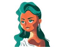 Exotic Elsa | 高贵冷艳