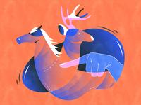 Horse or deer? | 指鹿为马
