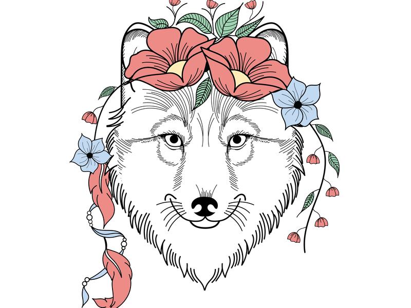 Bohemian Wolf