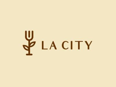 la city wordmark typography type best illustration pictogram illustrator designs monogram icon design logos logo food and drink restaurant food  drink food