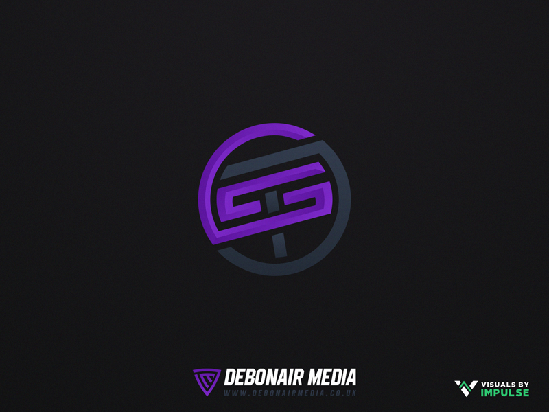 Team Supra Logo Design esports logo esports team supra grey purple emblem