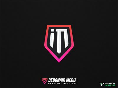 iM Shield Logo Design
