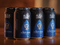 The 44 from The Black Abbey Brewing Company