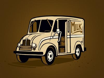 Milk Route Stout for Austin Bros