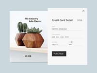 Payform for Gift Shop