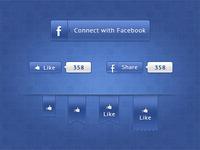 Alternative Facebook Ui elements