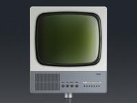 old braun tv