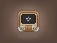 Again.fm icon for iOS
