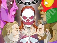 A comic book cover