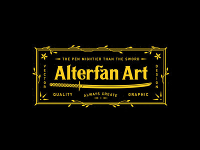 ALTERFAN ART