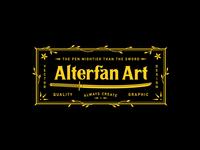 ALTERFAN ART