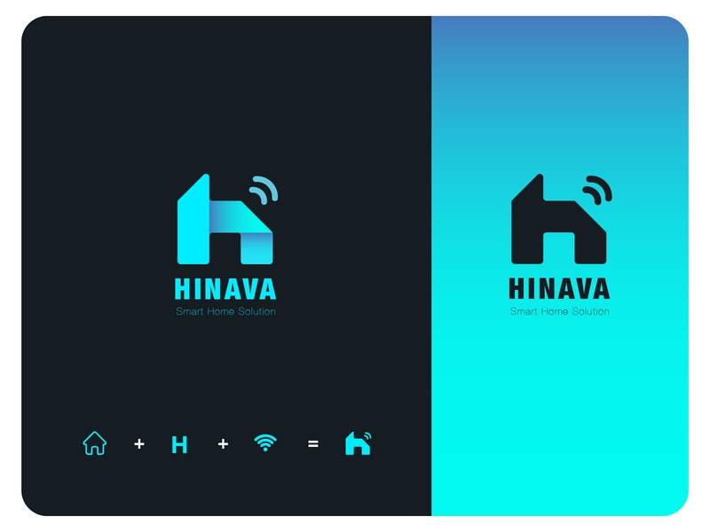 Hinava Smart Home new Logo