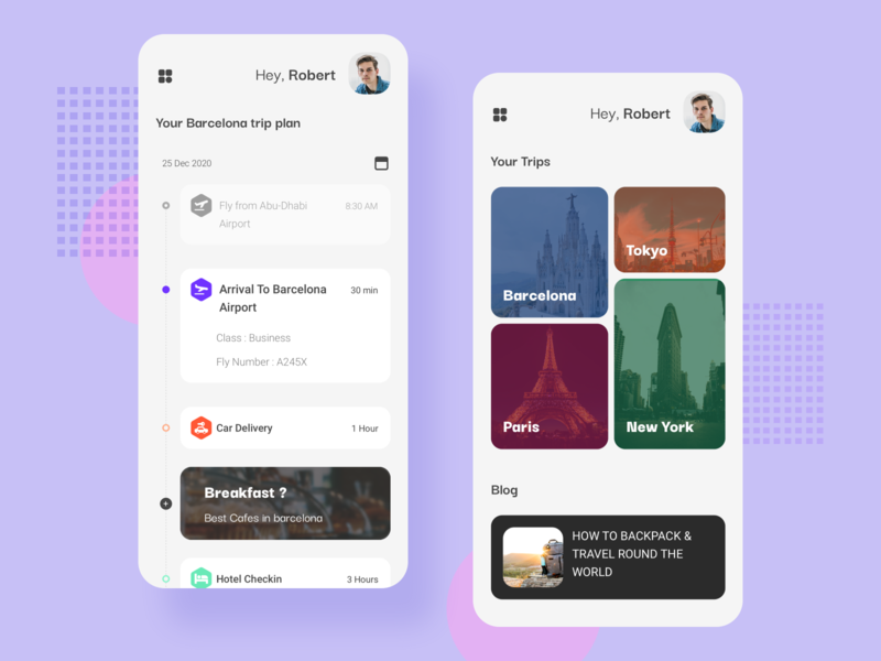 Trip planner app concept mobile app iphone mobile icon typography design graphics application planner app planners app travel app traveling traveler travel planner plan trips trip planner trip