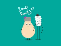 Lamp Family