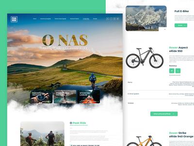 Mountain Trips Website