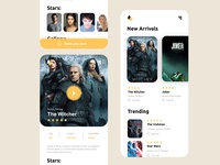 Daily UI #13 Cinema App