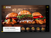 Redesign Website - Buffalo Wild Wing