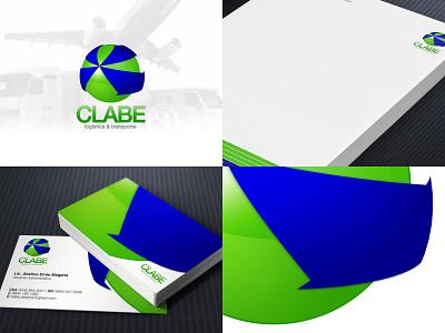Transportation & Logistics Logo Design clean brand identity identity vector transportation logistics stationery business card letterhead design branding brand logo design logotype logo
