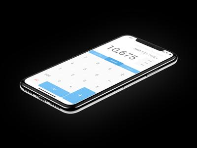 Calculadora UI-UX