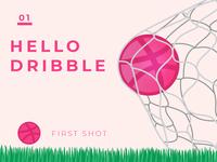 Dribble Invite 02