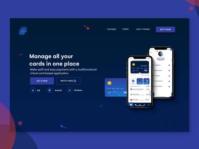 Virtual Card Application