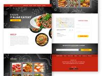 Online Pizza_Food Website