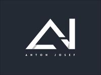 AJ Monogram Logo