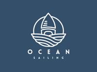 Ocean Sailing Logo*