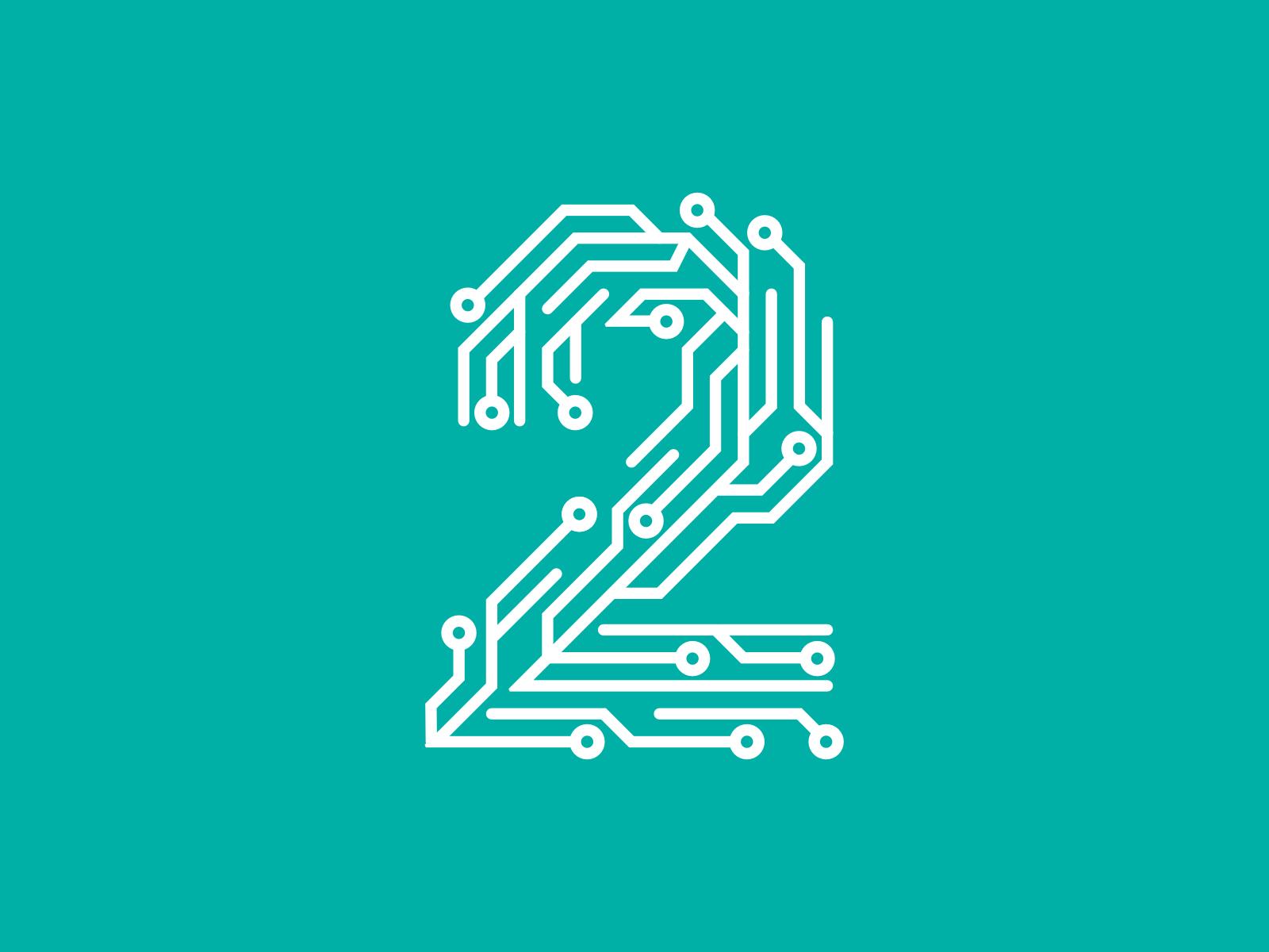 31. tech 2 tech symbol 2x