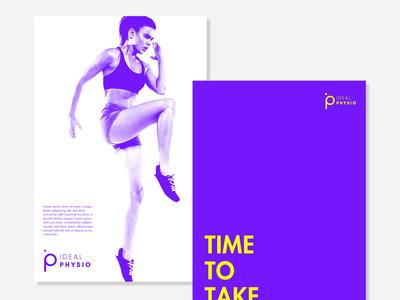 Ideal Physio Branding