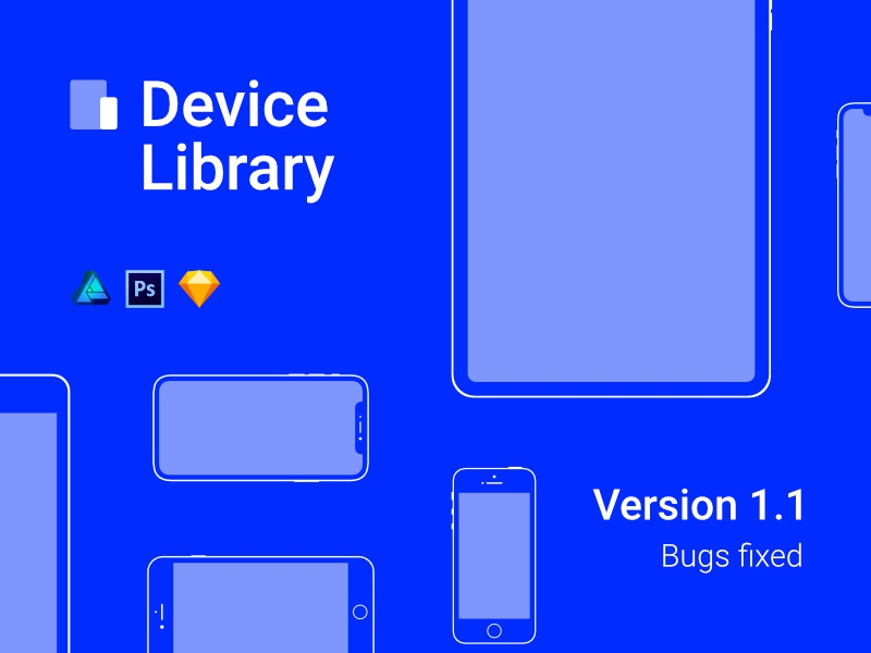 Version 1 1 – Update – Device Library by Atom Source