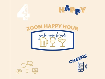Zoom Happy Hour