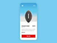 Wilson app concept