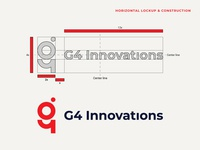 G4 Innovations - horizontal lockup