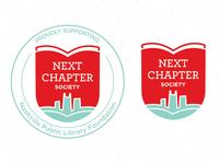 Next Chapter Society Logos