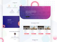 Hawari Ihram Homepage Website