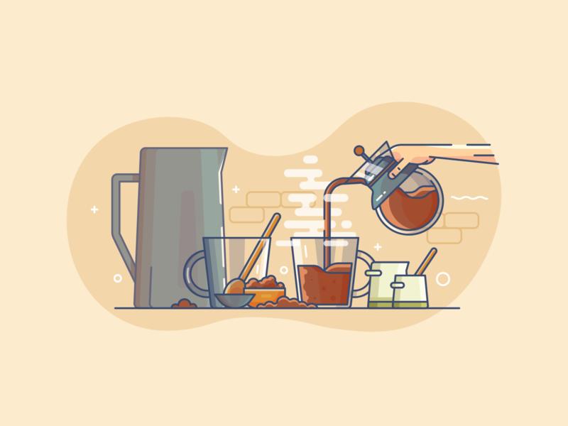 Coffe fresh