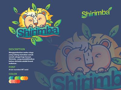 Shirimba logo design logo minimal illustrator icon flat  design ui flat vector design illustration
