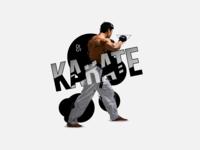 Lowpoly Karate
