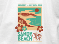 Beach Clean-Up Tee